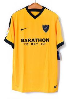 Camisa De Futebol Masculino Málaga Cf 16/17 Nike