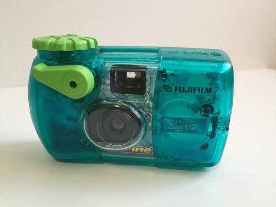 Câmera Fujifilm Quicksnap Marine