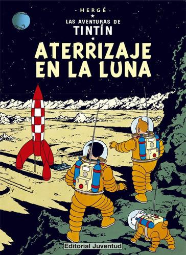 Las Aventuras De Tintín - Aterrizaje En La Luna