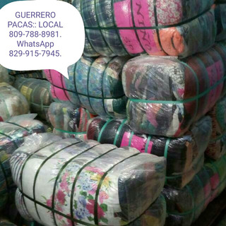 Guerrero Pacas,venta De Ropa Extranjera Por Pacas