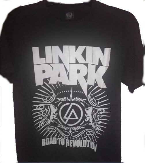 Playera Linkin Park ,talla Mediana