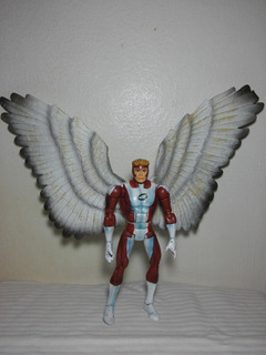 Figura Angel Marvel Legends Toybiz Serie Centinela X Men