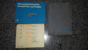Manual De Instruções Do Proprietário Vw Kombi Pickup Furgão