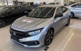 Honda Civic 2.0 Sport Flex Aut. 4p 2020