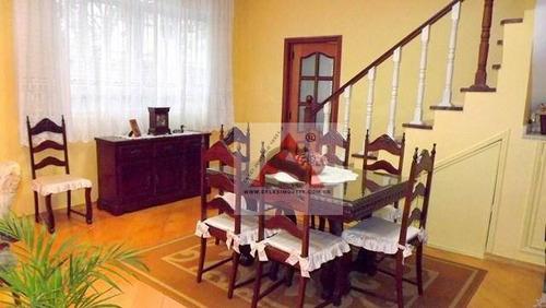 Sobrado Com 3 Dormitórios À Venda, 150 M² Por R$ 699.000,00 - Belenzinho - São Paulo/sp - So4050