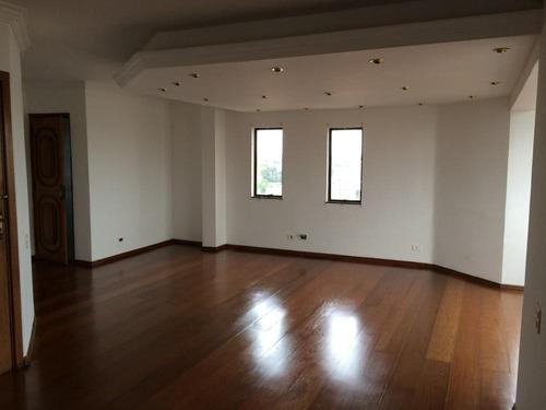 Imagem 1 de 10 de Apartamento Com 03 Dormitórios E 127 M² A Venda No Jardim Jabaquara, São Paulo   Sp. - Ap3073v