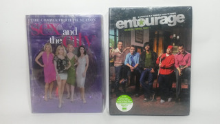 Dvd Sex And The City + Entourage