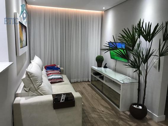 Apartamento - Vila Prudente - Ref: 1235 - V-ap562