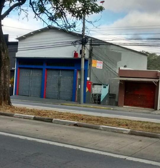 Salão À Venda, 254 M² Por R$ 850.000,00 - Vila Antonieta - Guarulhos/sp - Sl0019