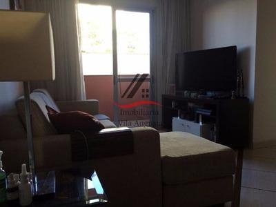 Apartamento The Brigitte Guarulhos 56m² 2 Dorms 1 Suite Lazer Completo Com 1 Vaga No Estacionamento - Ap816