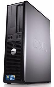 Cpu Dell 380 Core 2 Duo 4gb Hd 500gb Wifi + Frete + Brinde !