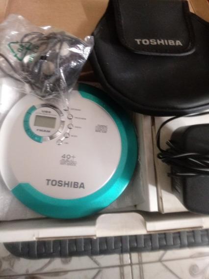 Discman Toshiba