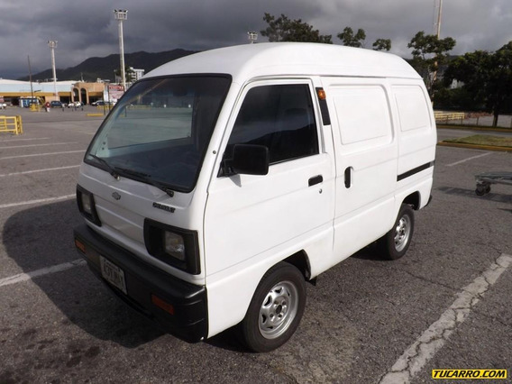 Chevrolet Super Carry Carga