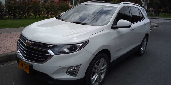 Camioneta Chevrolet Equinox 2018 Blanca 5 Puertas