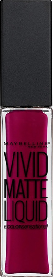 Labial Maybelline Vivid Matte Liquid Tono 40 X 7.7ml