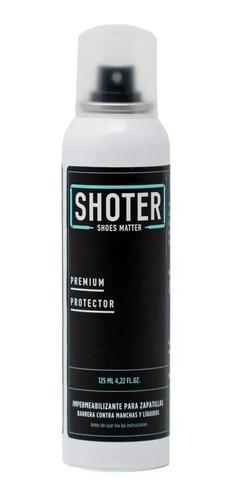 Shoter Protector Impermeabilizante P/zapatillas