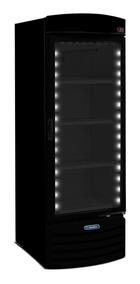 Cervejeira/exp Metalfrio Porta Vidro All Black 572l Vn50rl