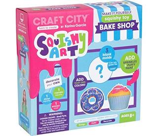 Craft City Karina Garcia Diy Squishy Art: Bake Shop | Make Y