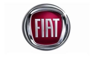 Insignia Logo Llave 15mm Fiat 500 Punto Toro Palio Siena