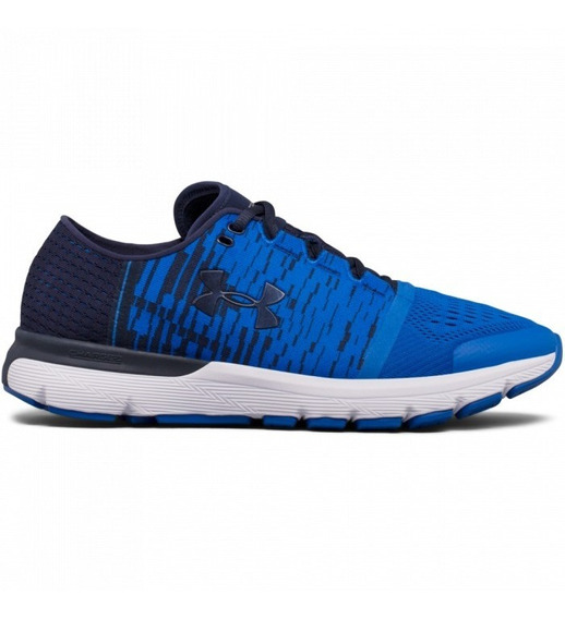 Under Armour Speedform Gemini 3 Azules Talla 9.5us Nuevos