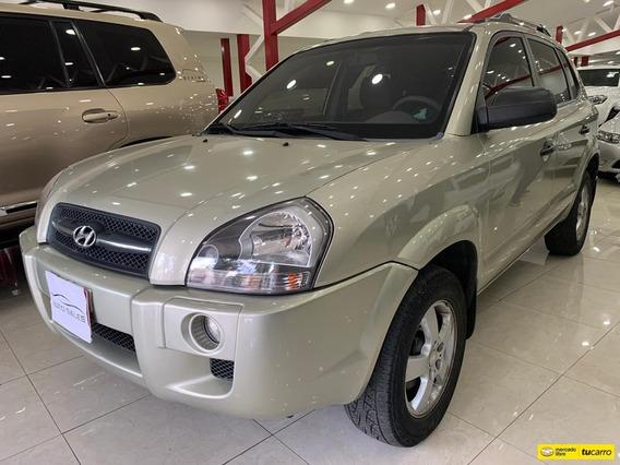 Hyundai Tucson Automático 4x2