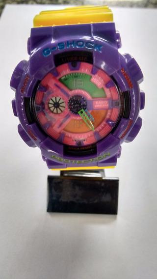 Relógio Clima Cor G-shock