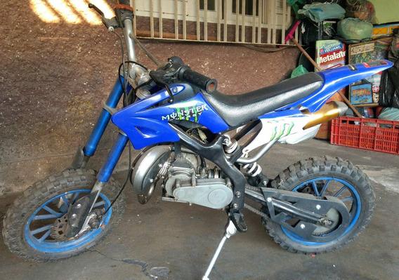 Mini Motocross 49cc R$ 1.100,00