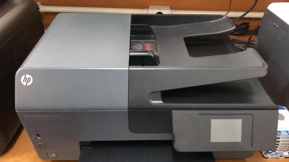 Impressora Hp Officejet Pro 6830 Com Defeito