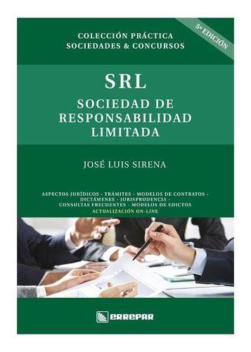 Libro Sociedad De Responsabilidad Limitada