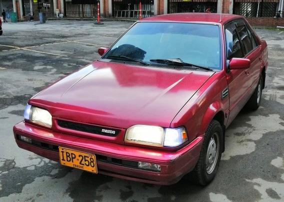 Mazda 323 Nx Recien Reparado