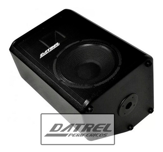 Caixa De Som Passiva 250w Rms Falante 12 Acústica Datrel