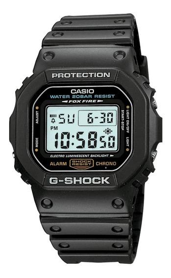 Relógio Digital Casio G-shock Dw-5600e-1vdf+brinde