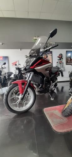 Honda Nc 750 Año 2018 Km 7600 Con Accesorios Pb Bikes