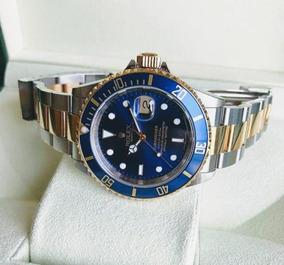 Relógio Masculino Barato Aço De Pulso Ro-lex Subm-ariner