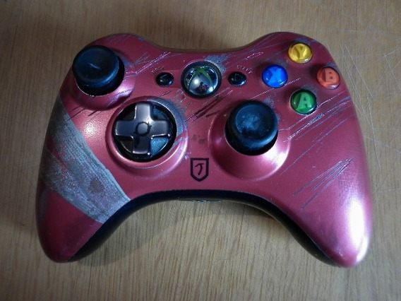 Control Para X-box 360 Version Tomb Raider