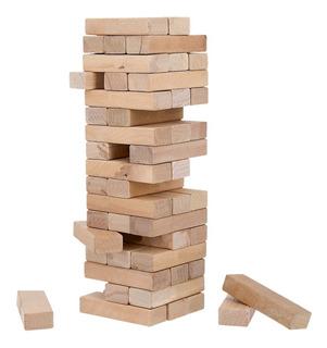Torre De Madera Tipo Jenga