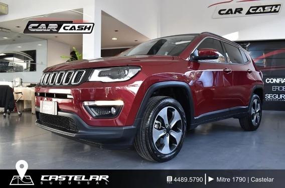 Jeep Compass 2.4 Longitude Plus 4x4 - Car Cash