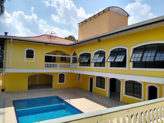 Casa Em Condominio - Chacaras Bosque Do Embu - Ref: 4963 - V-4963