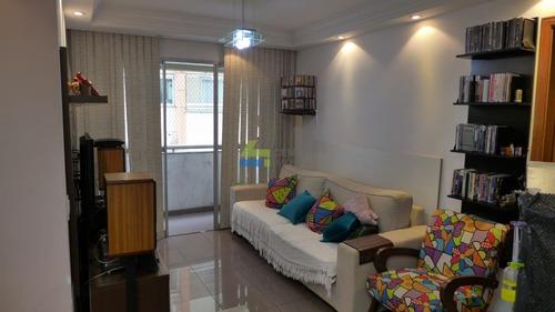 Imagem 1 de 5 de Apartamento - Chacara Inglesa - Ref: 13979 - V-871976