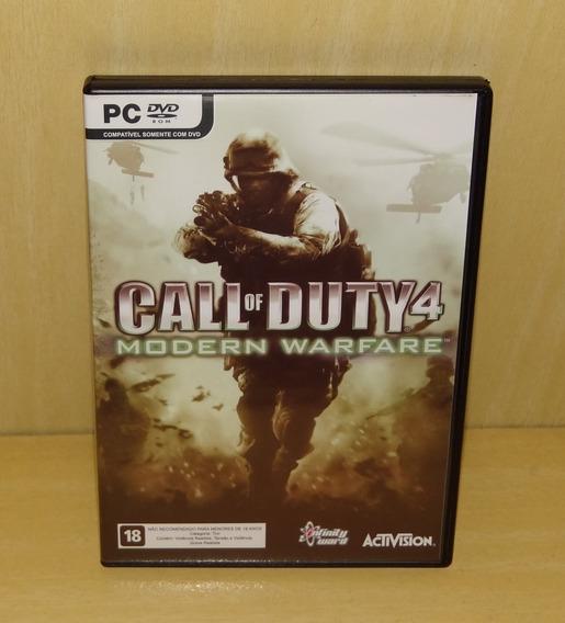 Call Of Duty 4 - Modern Warfare - Pc