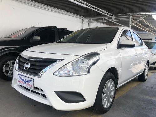 Nissan Versa 1.6 16v Flexstart S 2019