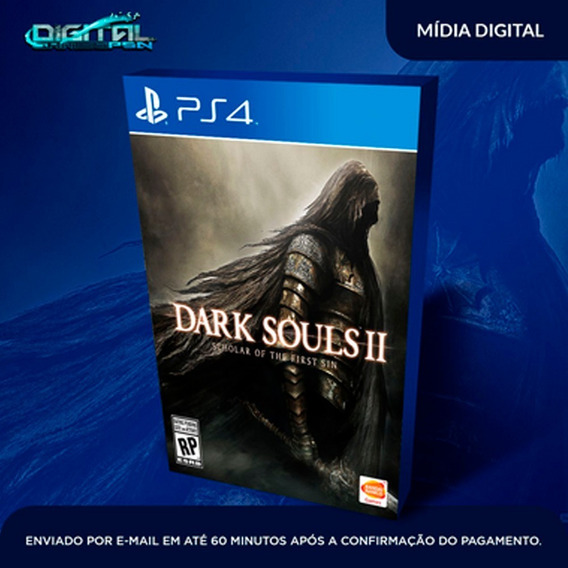 Dark Souls Ii Ps4 Psn Midia Digital Em 10 Min!