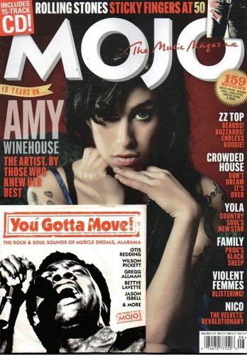 Imagem 1 de 1 de Mojo Revista Rock-para Os Amantes Do Rock Music