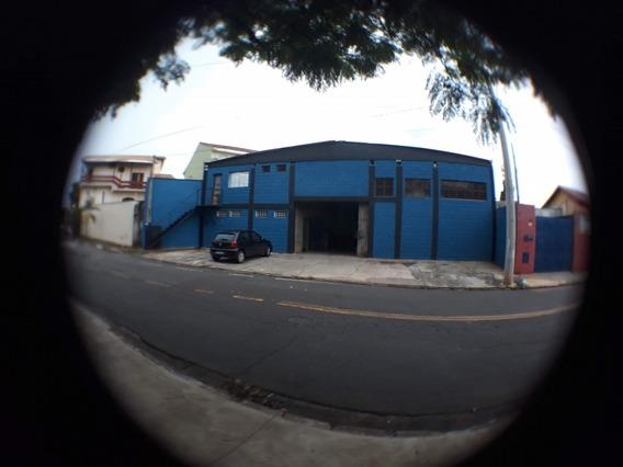 Galpão Pq.via Norte Estudo Imóvel Como Pagto. - Ga0017