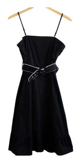 Vestido Color Negro Marca Yessica By C&a España (nuevo!) #vt