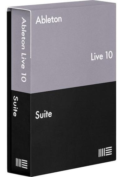 Ableton Live 10 / Ultima Versión Para Mac Os X