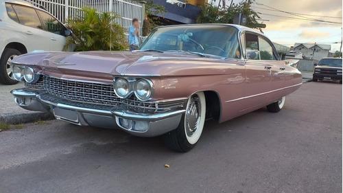 Imagem 1 de 15 de Cadillac Deville  Sedan ( Trocamos Por Antigos)