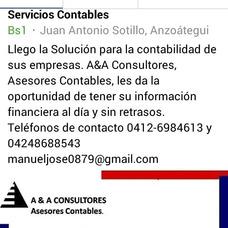 A&a Consultores, Servicios Contables
