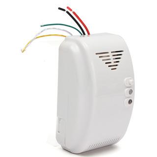 Detector De Gas 12v Sensor Alarma Propano Butano Glp Natural