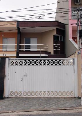 Sobrado Com 3 Dormitórios À Venda, 150 M² Por R$ 750.000 - Assunção - São Bernardo Do Campo/sp - So18161